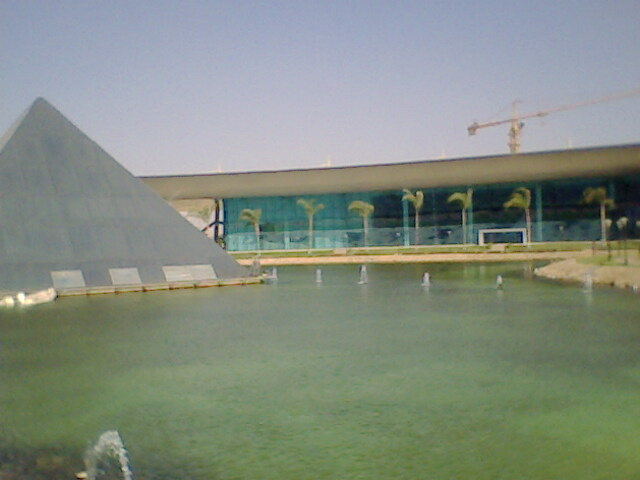 قاعة مؤتمرات القرية الذكية بالقاهرة