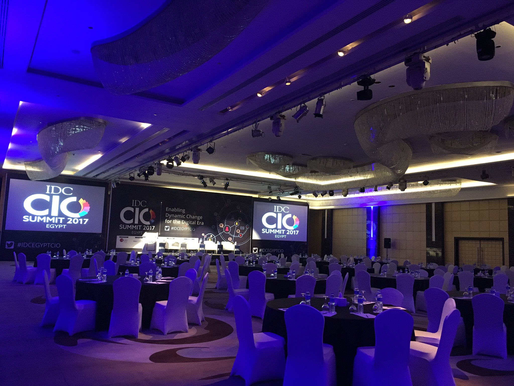 IDC CIO Summit 2017 Cairo