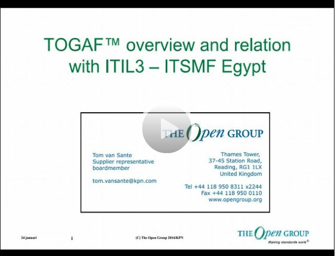 togaf-overview-and-relation-with-itil3-snapshot